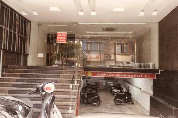 Cho thuê cửa hàng MBKD tầng 1 80m2 mặt tiền 5.5m tại ngã tư Hoàng Văn Thái Vương Thừa Vũ vị trí đẹp