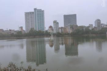 Mặt phố Hoàng Cầu, kinh doanh sầm uất, DT 65m2, MT 5m 21,5 tỷ LH 0913096286
