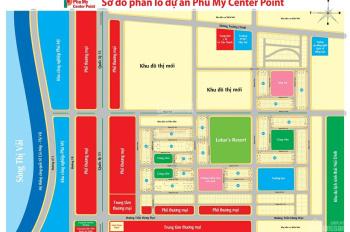 Bán đất dự án ATA trung tâm thị xã Phú Mỹ, diện tích 5x20m, 5x25m, 10x20m, giá từ 1,3 tỷ