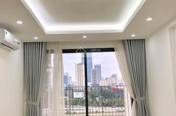 Cho thuê sàn văn phòng Vinhomes D'Capitale Trần Duy Hưng 50m2, giá 10 tr/th