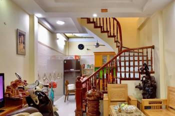 Bán nhà phố Nguyễn Quý Đức, Lương Thế Vinh, Thanh Xuân, 40m2, 5 tầng ô tô, kinh doanh 5,5 tỷ