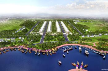 Đất nền Phú Mỹ biệt thự ven đô - có sổ đỏ thổ cư - view trực diện hồ sinh thái 10ha. LH 0834539872