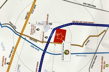 Khu nhà ở liền kề Vinadic Cầu Diễn - Quận Bắc Từ Liêm - Ms Lựu: 0904593288