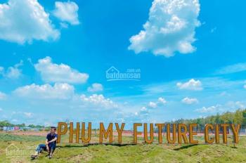 Đất nền thổ cư Phú Mỹ Future City, giá siêu rẻ chỉ 599tr/nền ngân hàng HT vay 70%. LH 08 34539872