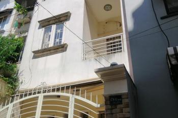 Nhà ngay mặt tiền Nguyễn Thái Bình, Quận 1 DT 3.7 x 6m. HT 3 lầu