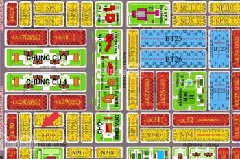 Bán lô nhà phố XDHN ĐV 2, đường 12m, DT 119.5m2, sổ hồng riêng, giá 10tr/m2, 0906 766 767 - Danh