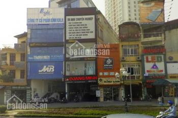 Chính chủ bán nhà mặt phố Trường Chinh, Ngã Tư Sở DT 61m2, MT 4.2m, giá 15 tỷ