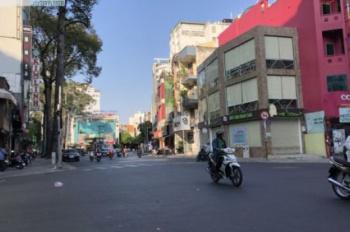 Cho thuê nhà đường Nguyễn Trãi gần ngã tư Tôn Thất Tùng dt 4x20m, trệt, 3 lầu giá 28tr/th