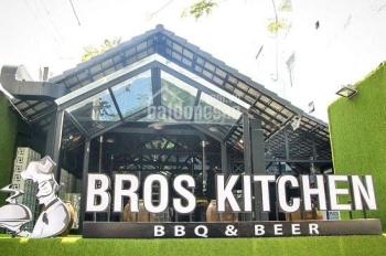 Cho thuê nguyên nhà hàng 2 tầng thép tiền chế 375m2, tiện kinh doanh, sinh lời cao