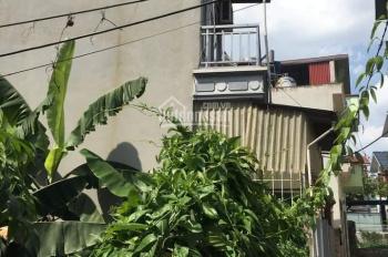 Chính chủ cần bán gấp đất có nhà 2 tầng (tầng 2 lợp tôn) Yên Vĩnh, xã Kim Chung - Hoài Đức- Hà Nội