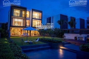 Biệt thự hồ bơi riêng tại Holm Villas Nguyễn Văn Hưởng cần bán 3 tầng 412m2 đất, call 0977771919