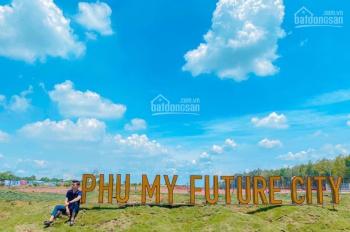 Đất nền thổ cư Phú Mỹ Future City, giá siêu rẻ chỉ 599tr/nền ngân hàng HT vay 70%. LH 0834539872