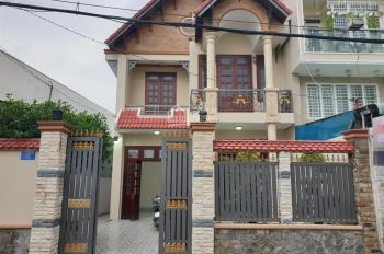 Nhà phố 1 trệt 1 lầu 185m2 đường Trung Mỹ Tân Xuân, xã Trung Chánh, Hóc Môn