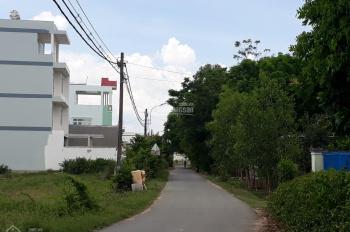 Bán nhà ngay TT Củ Chi, giá rẻ 3x15m, nở hậu 4m7, cấp 4, giá 520tr đường thông tứ hướng không mồ mả