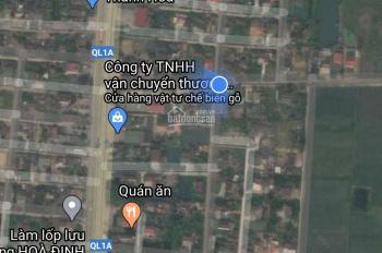 Bán đất giá rẻ gần Quốc Lộ 1A, tiện ích xung quanh đầy đủ