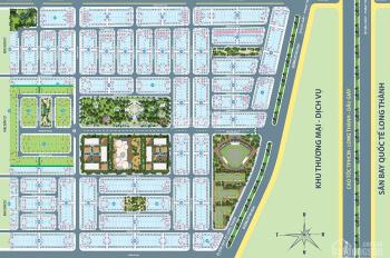 Century City đất nền TĐC sân bay Long Thành sổ hồng riêng, thổ cư hỗ trợ vay 60% LH: 076 943 6068