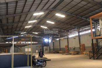 Cho thuê kho sản xuất có điện 3 fa mặt tiền Trường Sơn. LH: 093.1955.860