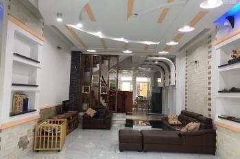 Biệt thự mini Hưng Phú Q8, 1 trệt 4 lầu, 5PN, SHR. LH 093.150.2345