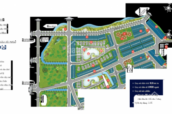 Bán lô góc MT dự án Thăng Long Hưng Phú, DT: 100m2, giá 2.1 tỷ/nền, sổ riêng, công chứng ngay
