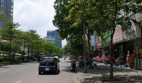 Bán nhà mặt phố Nguyễn Khang 6 tầng, 2 mặt đường, thiết kế hiện đại, vỉa hè rộng