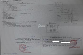 Bán nhà 4x9 = 36m2 đúc 3,5 tấm, giá 3,6 tỷ, P. Bình Trị Đông, Q. Bình Tân