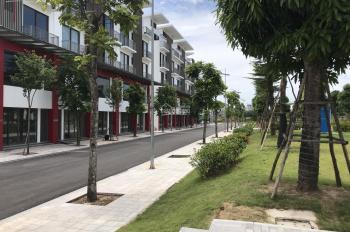 Cần bán căn shophouse Khai Sơn City 8 tỷ DT 76,3m2, MT 5,5m, vỉa hè rộng, đường 13,5m LH 0965855393