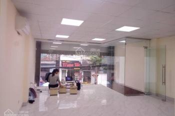 Cho thuê nhà mặt phố riêng biệt tầng 1 để kinh doanh khu Ngã Tư Sở, Hoàng Văn Thái, 90m2, MT 6m