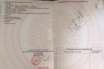 Bán đất nền chính chủ KDC Tân Đức giá đầu tư có lời 0903835356