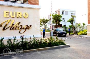 Bán Nhà Phố Euro Village 1 Đà Nẵng, giá tốt - BĐS Toàn Huy Hoàng