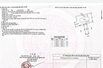 Lô đất đường Số 8 khu Nam Long, đất ODT sổ đỏ mua bán công chứng ra tên xây dựng ngay. Giá 3tỷ3
