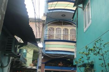 Nhà 1/ ngắn Hồng Bàng, P9, Q6, trệt 2 lầu sân thượng