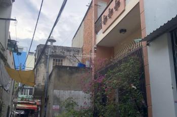 Bán nhà hẻm xe hơi đường Lý Thánh Tông, DT 4,8x9m, giá 3.85 tỷ. LH 0762088555