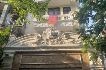 Cho thuê nhà nguyên căn Trung Kính khu Trung Hòa, 130m2, 6 tầng, làm VP, thẩm mỹ viện 0989031677