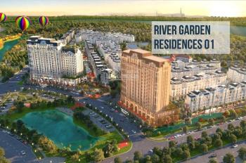 Booking căn hộ 100% view sông Swan Bay, thanh toán 30 tháng, chiết khấu đến 8% NVKD: 0909350622