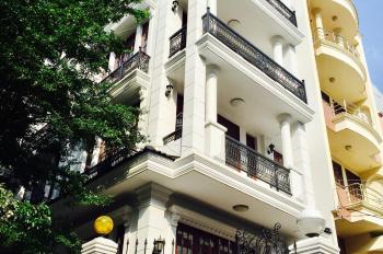 Nhà khu sang biệt thự Cách Mạng Tháng 8, ở rất tuyệt vời DT: 4.8x20m, nhà trệt + 3 lầu, giá 14 tỷ