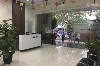 Cho thuê văn phòng Trung Kính, diện tích 170m2, tòa building chuyên nghiệp, chỉ còn 1 ô duy nhất