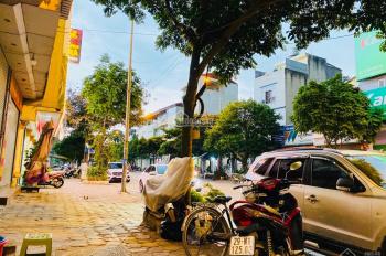 Bán nhà đất kinh doanh mặt đường, Ngô Xuân Quảng, Trâu Quỳ, Gia Lâm. Diện tích 42m2 ba mặt thoáng