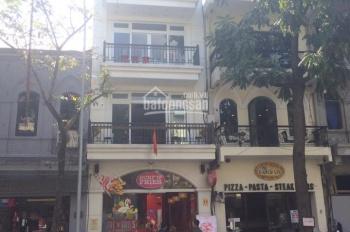 Hot cho thuê nhà nguyen căn mặt phố Tô Hiến Thành, DT: 90m2 x 8 tầng, mặt tiền: 4,2m, 0988844074