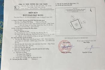 Chính chủ bán ô đất 1043m2 khu sinh thái Sunshine Cẩm Đình, giá thỏa thuận