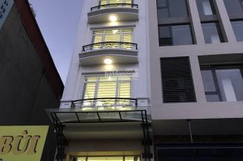 Bán tòa văn phòng 8 tầng MP Nguyễn Xiển, DT 96m2, MT 4m, giá 24.5 tỷ, bao phí sang tên
