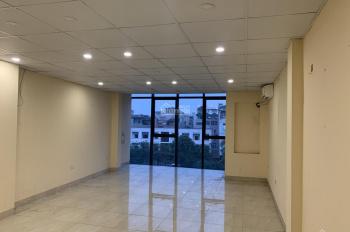 Cho thuê văn phòng mặt phố Khương Đình, Thanh Xuân, Hà Nội, DT 20m2 - 75m2, giá 142k/m2