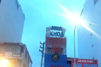 Cho thuê nhà 2 mặt tiền số 841 đường Lũy Bán Bích, P. Tân Thành, Q. Tân Phú