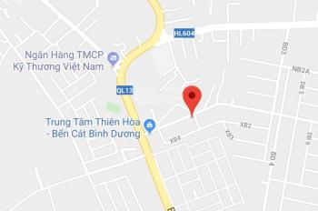 Cho thuê 600m2 đất sát Thiên Hòa, cách QL 13 200m