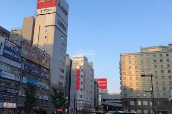 Chỉ 120 tr/th sở hữu toà nhà 10x20m, 4 tầng, Trường Chinh, Q12 góc 3 mặt tiền để kinh doanh
