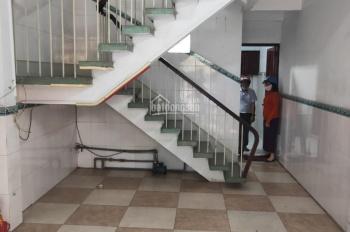 Cho thuê nhà hẻm xe tải đường Hàn Hải Nguyên, P. 8, DT: 3.8x12m, trệt lửng 2 lầu 4PN 3wc, 15tr/th
