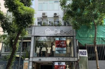 Cho thuê tòa nhà 5 tầng MT Nguyễn Văn Linh sát Cà Phê Highland ngã 5 Hoàng Diệu