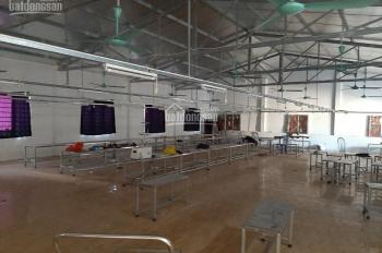 Bán lô đất hơn 500m2 đã có nhà ở, bếp ăn và xưởng. Đường điện tại thị xã Phúc Thọ, 0849821988