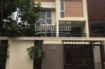 Cho thuê nhà 8x18m và 10x20m, nội thất, xây 3 lầu, nhà mới giá 35tr/tháng - 0916228227