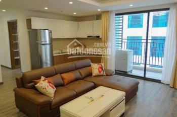 Cho thuê căn hộ Vinhomes D'Capitale Trần Duy Hưng 3 phòng ngủ, 108m2 full đồ 18 tr/th