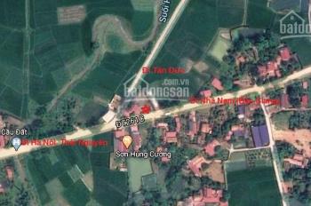 Bán đất chính chủ tại mặt đường 261C